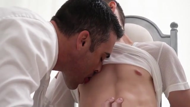 Handsome priest barebacks a young virgin missionary Mail lady sex