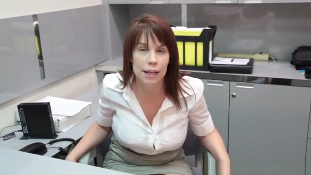 Bigtitted Office Milf Tugging With Twohands Mature lesbian strapon fucked in tight ass