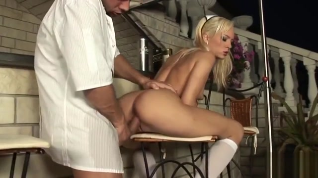 Slutty Schoolgirl Having Erotic Sex With A Rich Guy