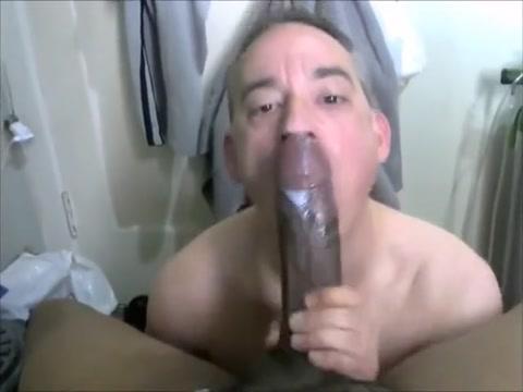 BBC Blowjob Big cock pump