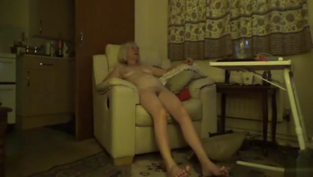 Granny loves getting fucked by young neighbor