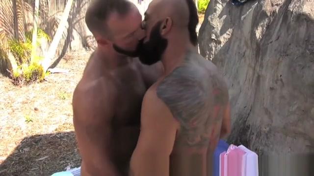 Troy Webb & Bo Bangor Bareback The first petting girlfriend