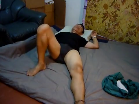 solo asian chinese boy masturbate on bed orgasm shemale masturbation compilation videos