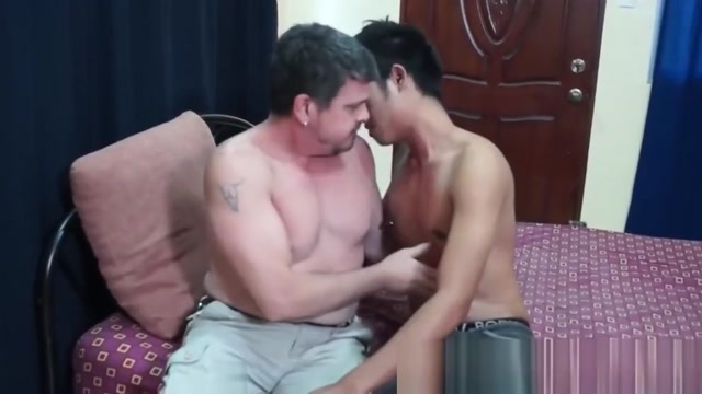 Gay Oriental youngster receives raw pounding with old dick free emo sex movies