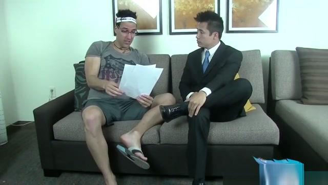 Jude Lee tickled Ujiz free porn