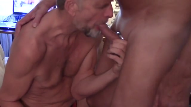 Daddies suck fuck bareback and cum Teach Me To Love
