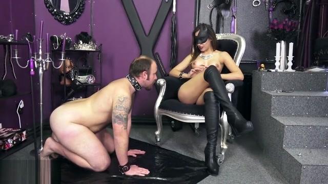 HOS Mistress Smoking JOI small breasted women psychology