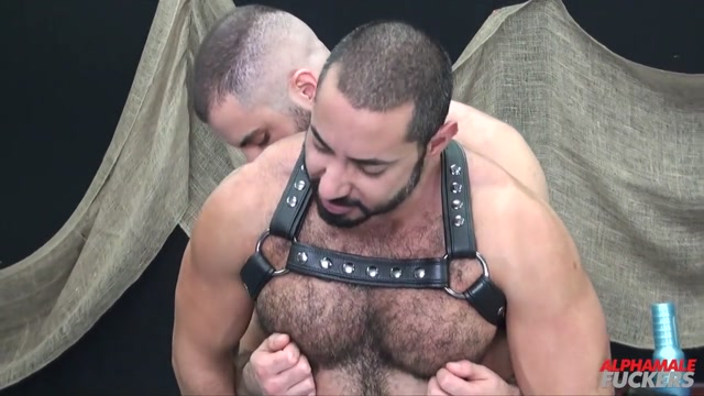 Marcus Isaacs and Amir Badri - BarebackThatHole Cute small boobs