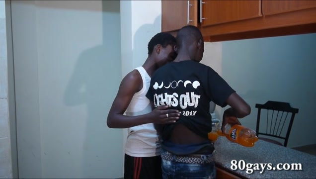 David and Eugine - 80Gays Peppermint patty blowjob