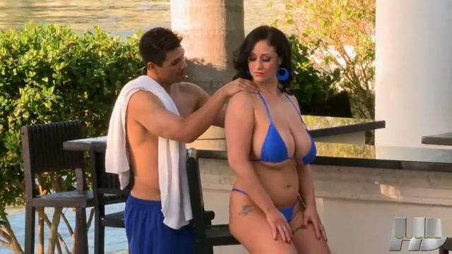Eva Noty in blue bikini orgy in the ludis