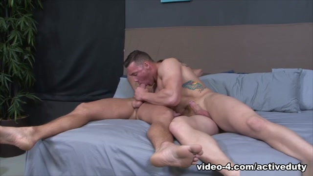 Blake Effortly & Jesse Kovac - ActiveDuty Vietnam hot girl sex