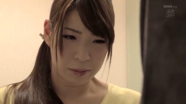 Hottest Japanese whore in Incredible MILF, HD JAV video