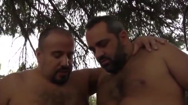 Bears of Spain Chicks learning to become strippers in swinger show