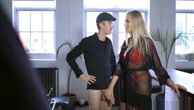 Tattoed Blonde Wife Wants A Big Dick