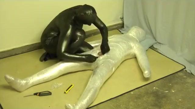 Plastic wrap bondage and fucked crissy moran free porn forum