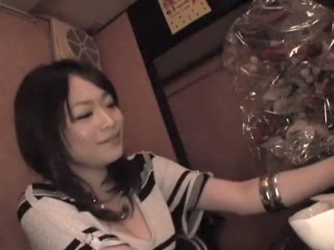 Fabulous Japanese chick in Crazy Lingerie, MILF JAV scene World hottest girl nude