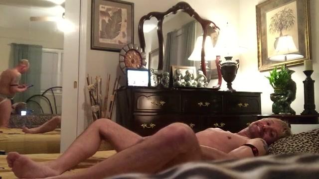 Rob n Brad PnP air mattress waterfall girls austrila naked