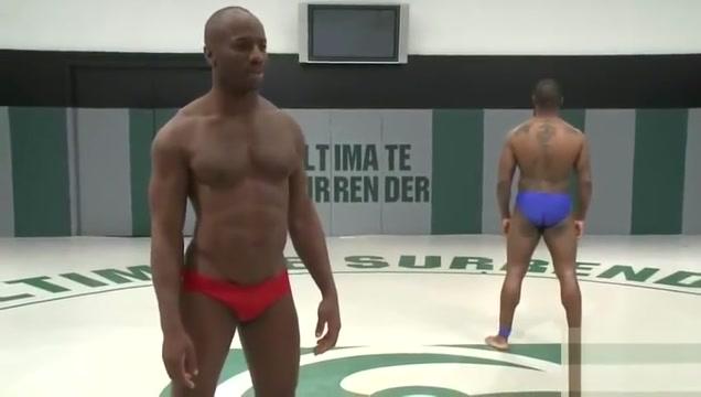 Jack Hammer and Race Cooper bang in standing position after struggling fotos pornos de chile