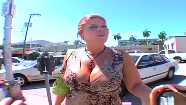 Alluring redhead mom Eden 38 DD in blowjob video Mini bikini store