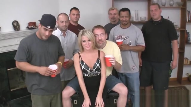 Small Titty Country Blonde Wild Gangbang Babe tits ass