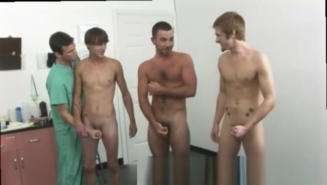 Boy gay school physical exam They Fake Lips Pov