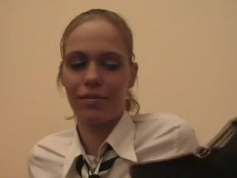 Mandy Nylon Footjob