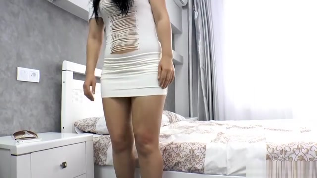 Angelica White Dress sexy hd video full hd