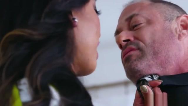 Asian tranny Venus Lux Dominates a man Gaslamp issaquah wa