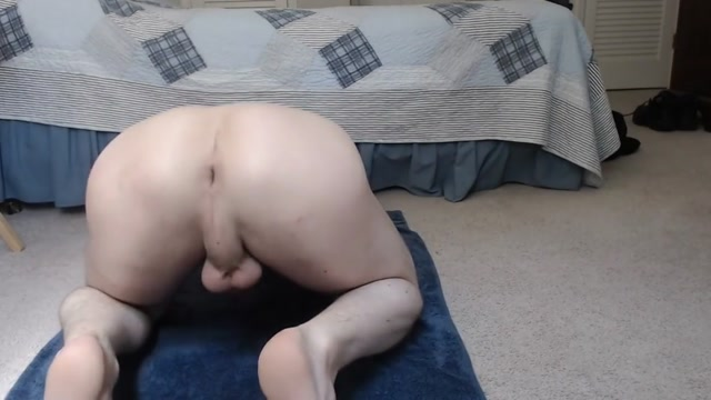 Stunning Bubble Pale Ass Exposing Hole Group body cumshots facial