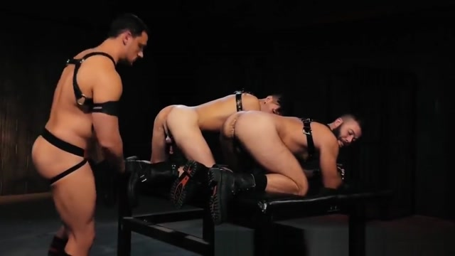 ClubInfernoDungeon Fetish Daddy Fists Boys At The Same Time big booty strapon lesbians