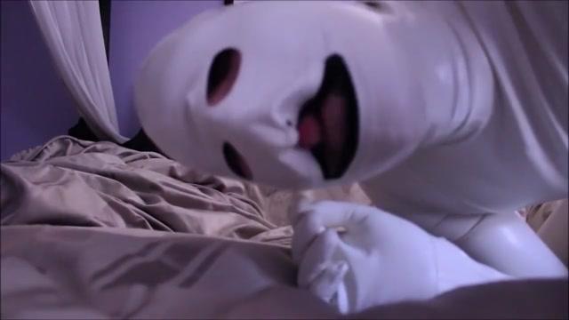 Masturbating In White Latex jasmin sex scene cartoon clip 3gp