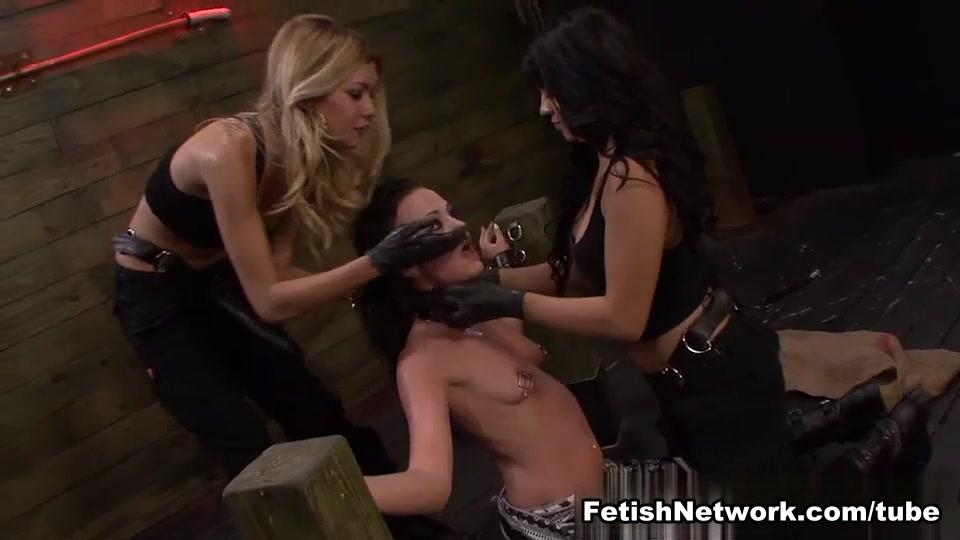 Brooklyn Daniels is Up for Slave Training with Mila Blaze & Lexy Villa Girls first time porno