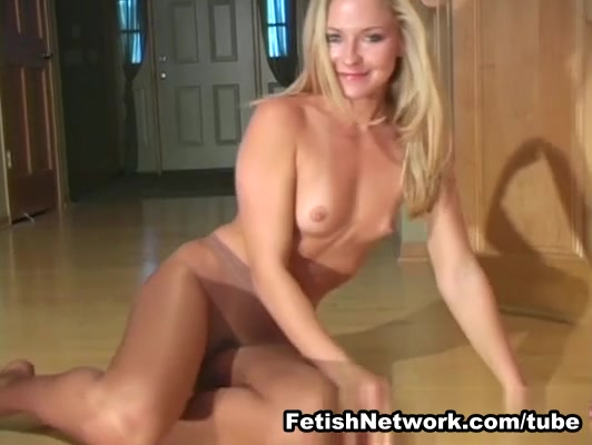 Lena Nicole Stops Her Workout to Play with Your Cock Fitness Banging