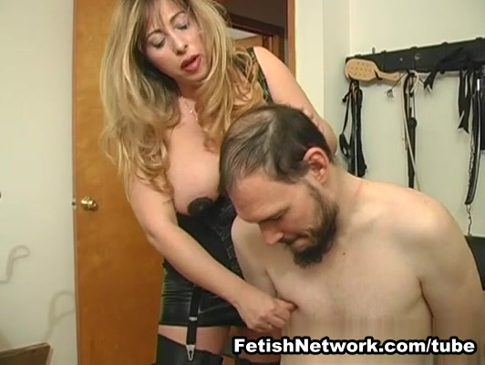 FetishNetwork Video: Submit To Mistress Cristian Gay Bear Men Amature