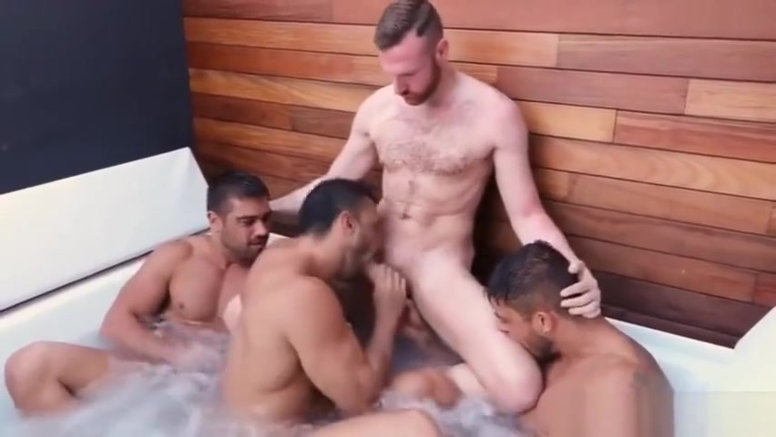 Threesome Fuck gay first timers videos