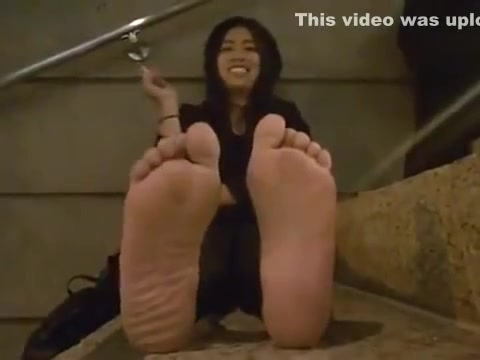 Horny xxx movie Feet check will enslaves your mind Fresh stocking sex photos