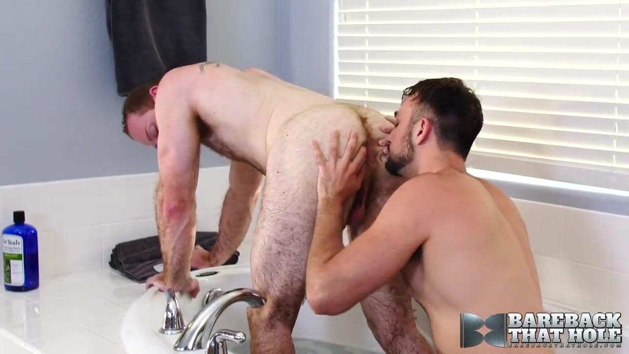 Mason Lear and Sean Knight - Putting In A Bid - BarebackThatHole brandon myers english lads