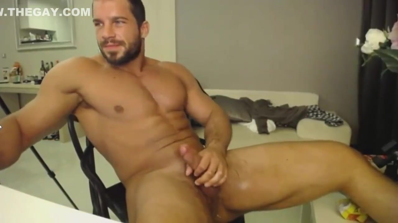 Brock Jacobs loves to jack off and cum. Doctor Orgasm