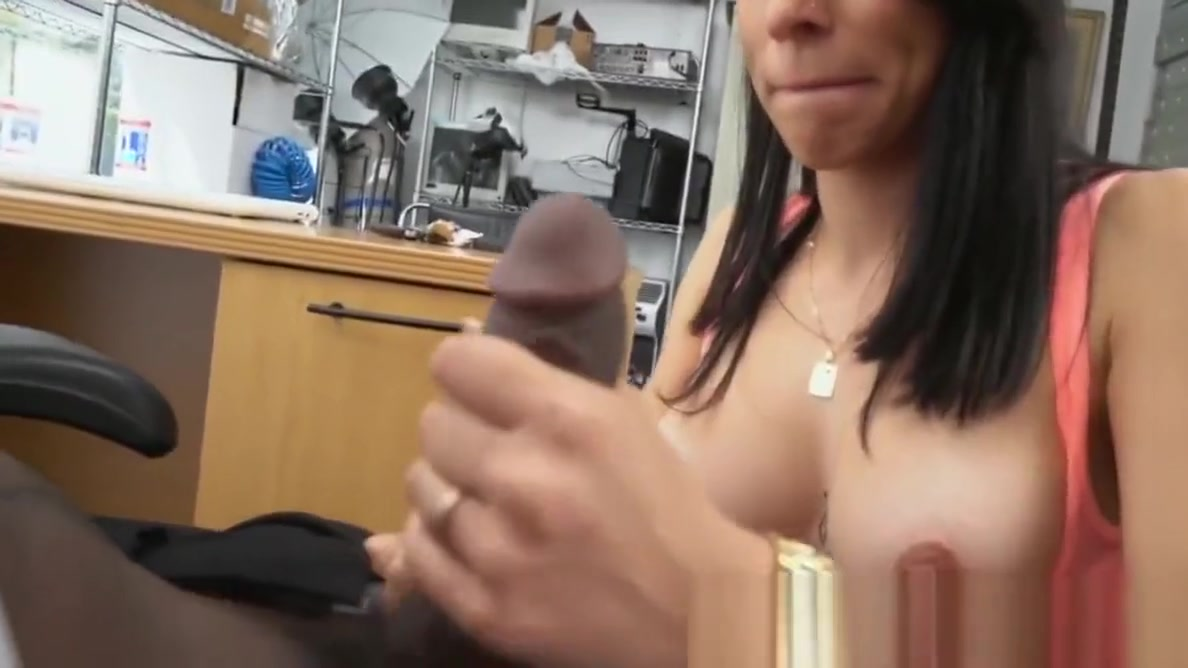 Sensational Latina with natural tits in love with thick BBC Blind date in Zarate