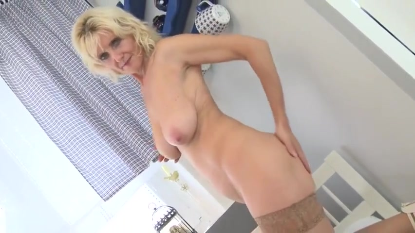 Blonde Mature Solo falcon gay porn trailer