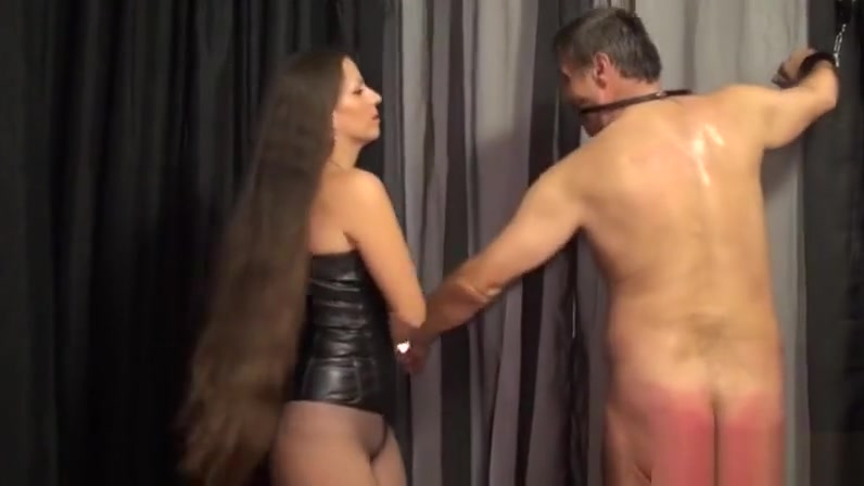 Homemade German Milf Femdom Stuck at work and horny in Sitia