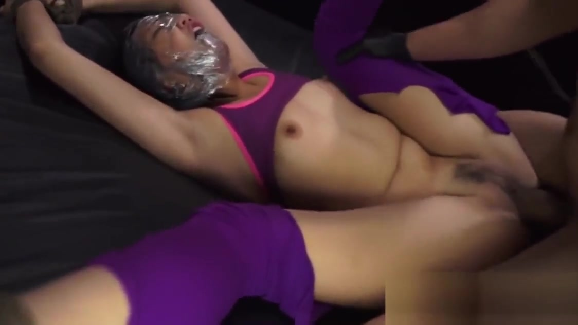 Miko Dai Gets Bound And Banged