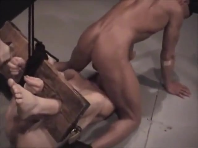 Using his slave boys holes sexiest penis on the internet