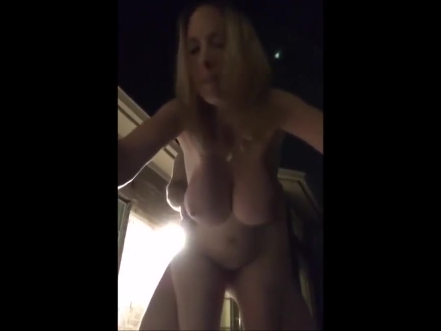 compilation of a very horny milf