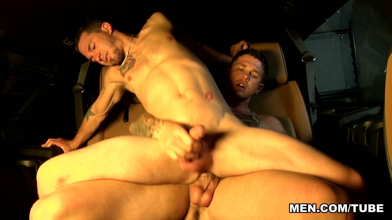 James Hamilton & Sebastian Young in Festival Pass Video Giant dick in sakura