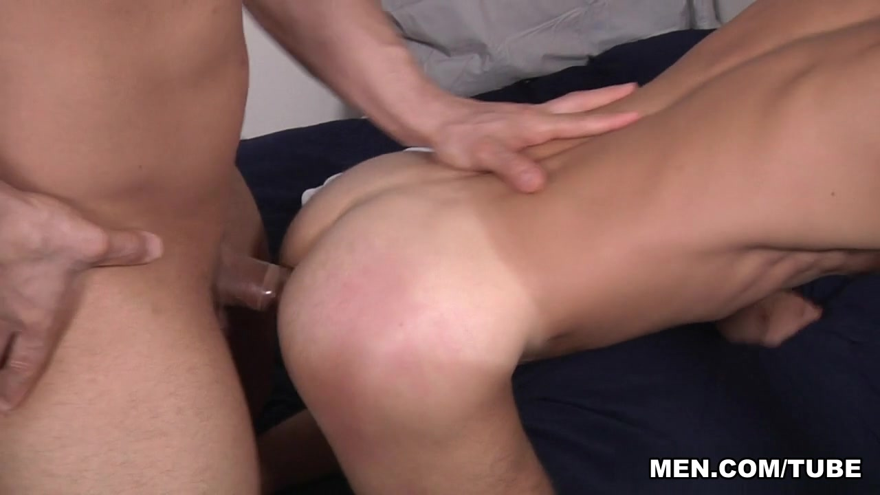 Marcus Ruhl & Tommy Deluca in On The Rebound Video Hot ass older women