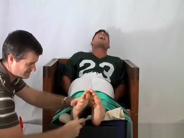 Football Jock Tickled delhi grle saxy photos porn