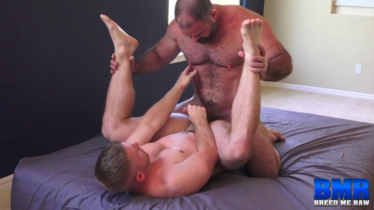 Bishop Angus and Scott Riley - BreedMeRaw Giselle ass