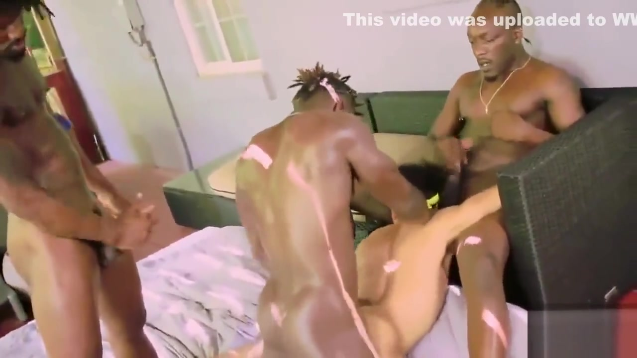 Black dudes tear guy booty wide open Shaven tgp galleries