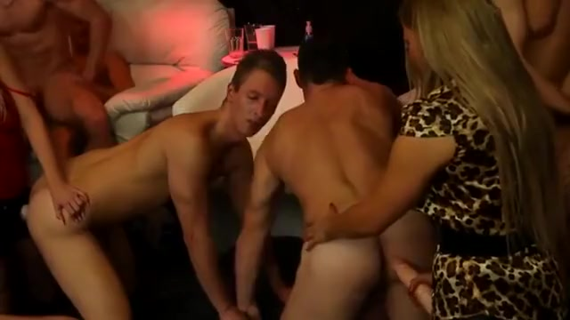 Hot Bi Party the most beautiful pornstar in the world